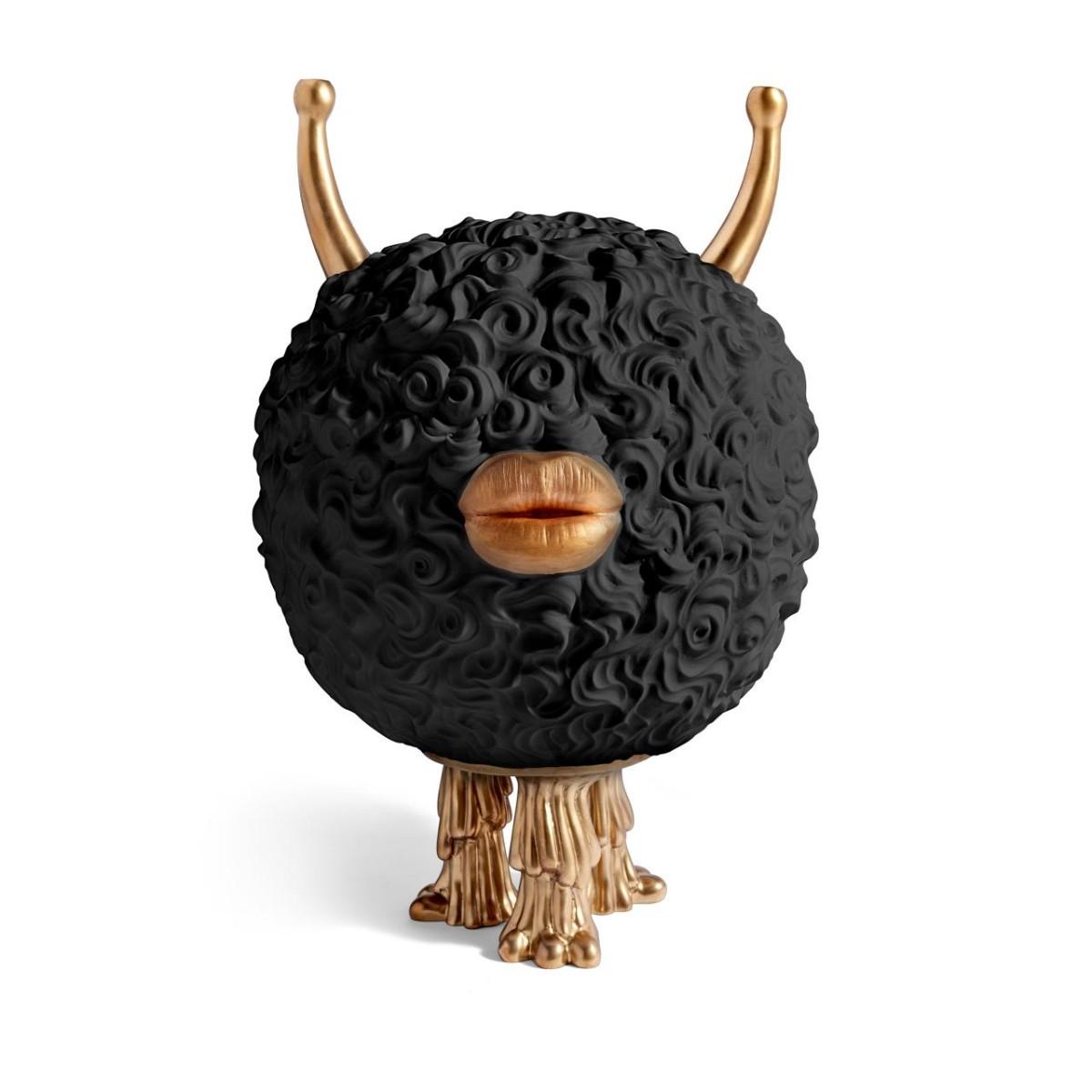 L'Objet I Haas Monster Incense Burner I Black