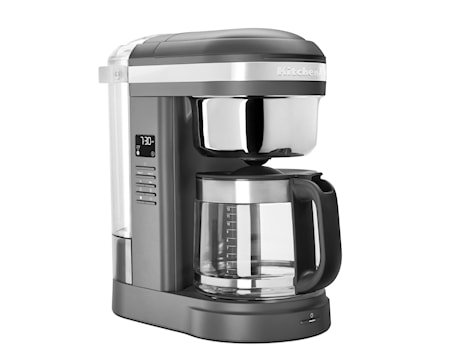 Drip Kaffetrakter Matt grå 12 kopper
