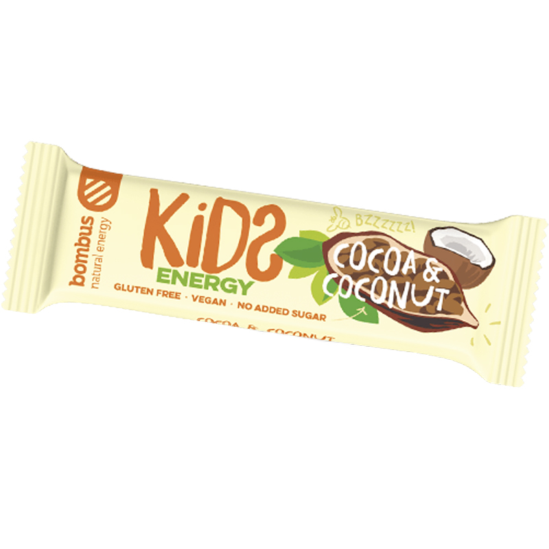 "Fruktbar ""Cocoa & Coconut"" 40g - 50% rabatt"