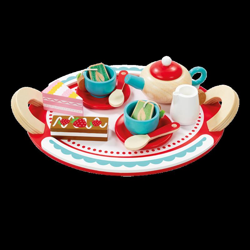 Woodlets - Tea Party Set (31216138)