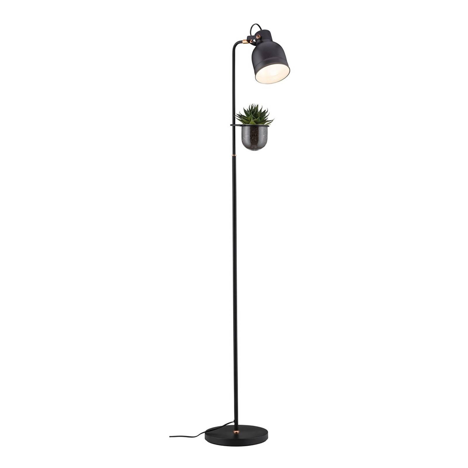 Paulmann gulvlampe Elric med plantepotte