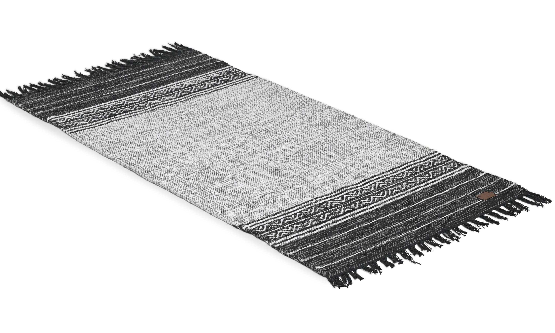 Grundsund svart - bomullsteppe