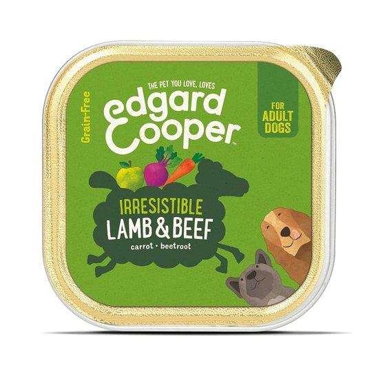 Edgard & Cooper Dog Lamm & Nötkött (150 g)