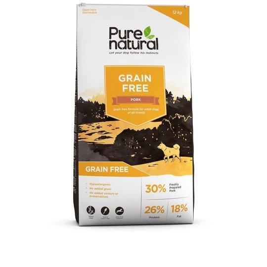 Purenatural Grain Free Pork (12 kg)