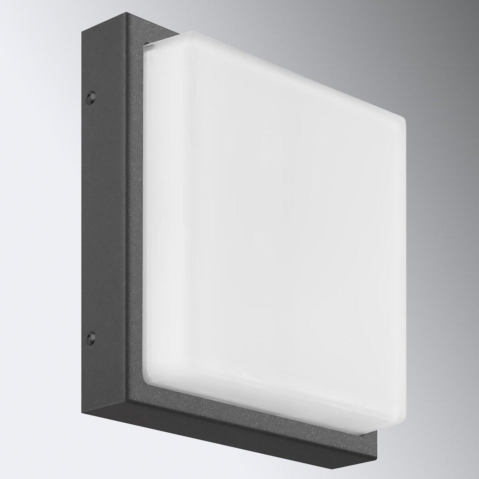Vegglampe Ernest E27 uten sensor grafitt