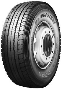 Bridgestone M 749 Ecopia ( 295/80 R22.5 152/148M )
