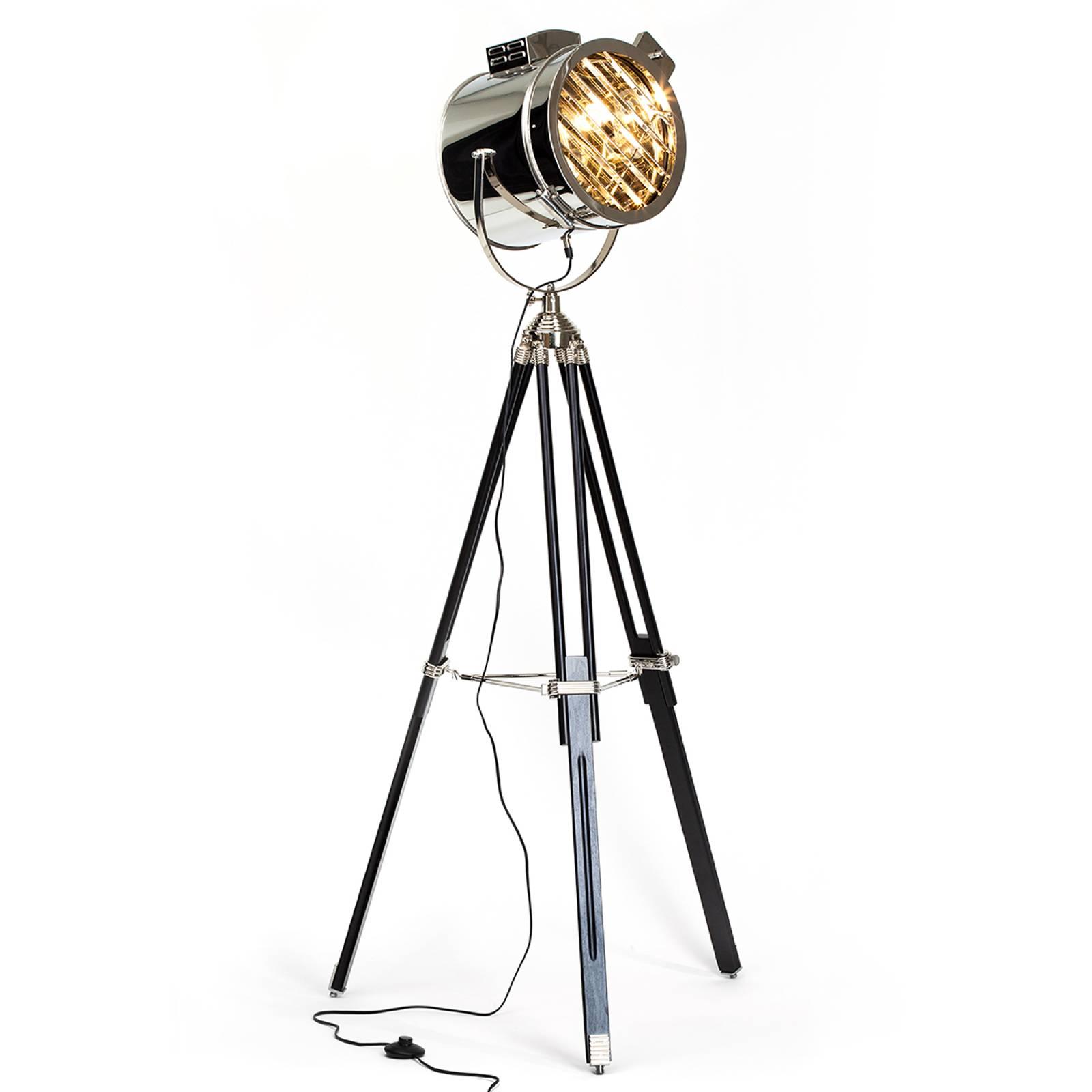 Cine – valonheittimen mallinen lattiavalaisin