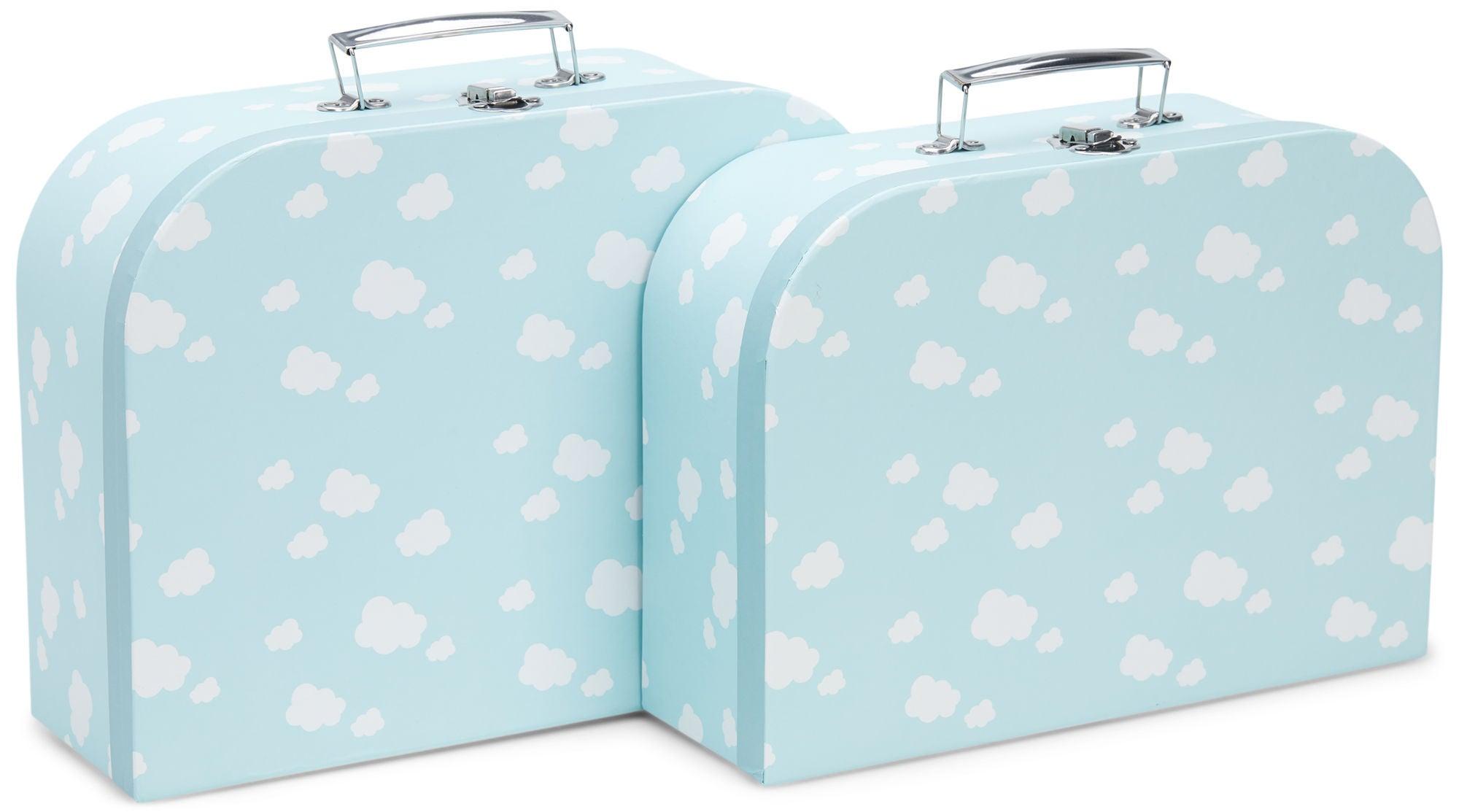 Cloudberry Castle Pahvilaukut 2-pack, Blue