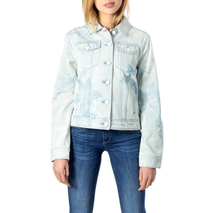 Desigual Women's Blazer Blue 170063 - blue 38