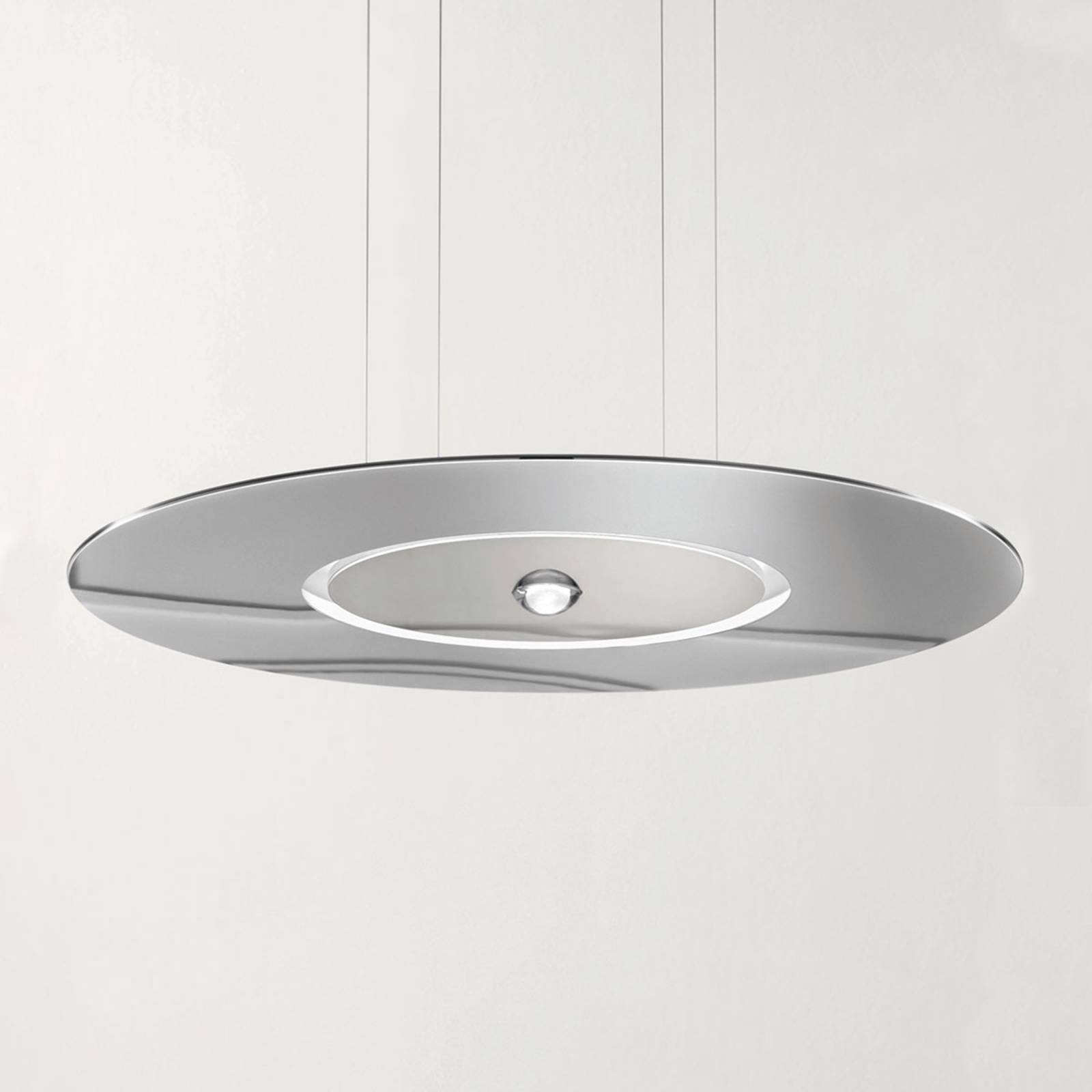 Cini&Nils Passepartout55 LED-riippuvalaisin kromi