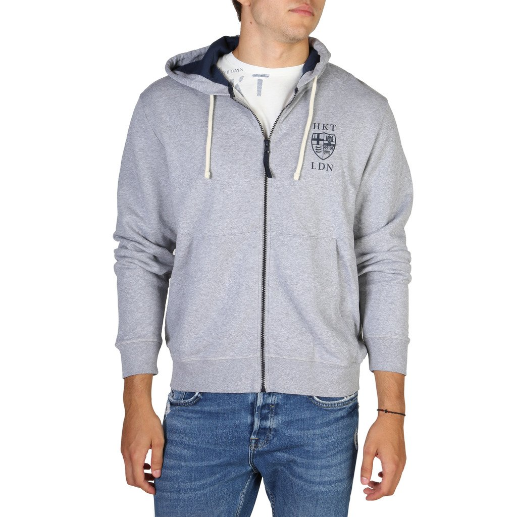 Hackett Men's Sweatshirt Grey HM580671 - grey L