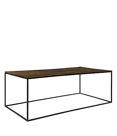 MILLE coffee table vintage brass