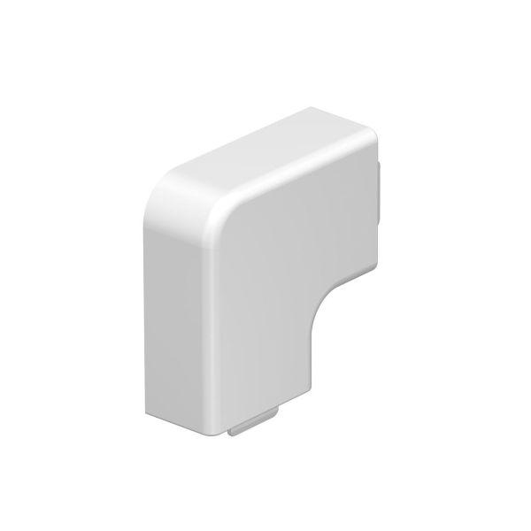 Obo Bettermann 6175654 L-vinkel halogenfri, polarhvit 30 x 15 mm, 4-pakning