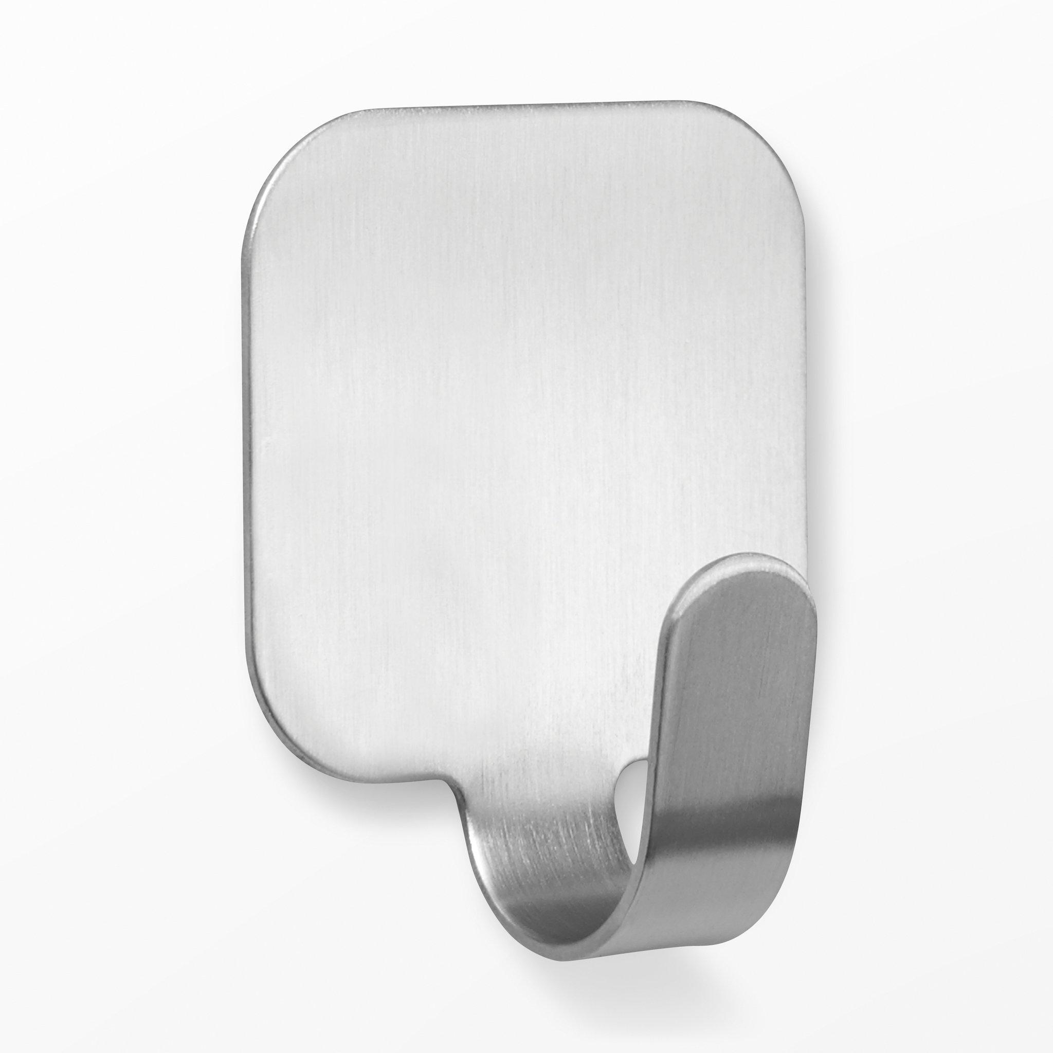 Självhäftande krok Kvarnsjön, 3x3,7 cm