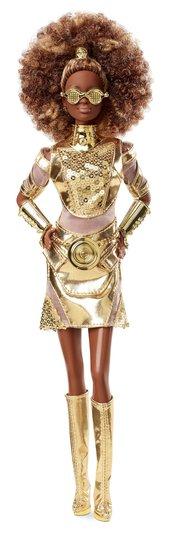 Barbie Underholdning - Star Wars Dukke - C-3PO