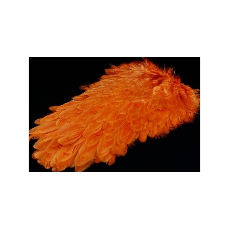 American Hen Saddle - Burnt Orange FutureFly
