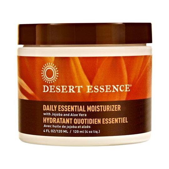 Desert Essence Daily Essential Moisturizer, 120 ml