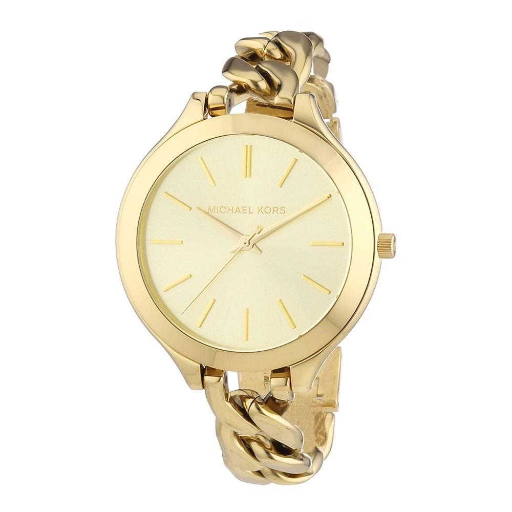 Michael Kors Women's Champagne Watch Gold MK3222