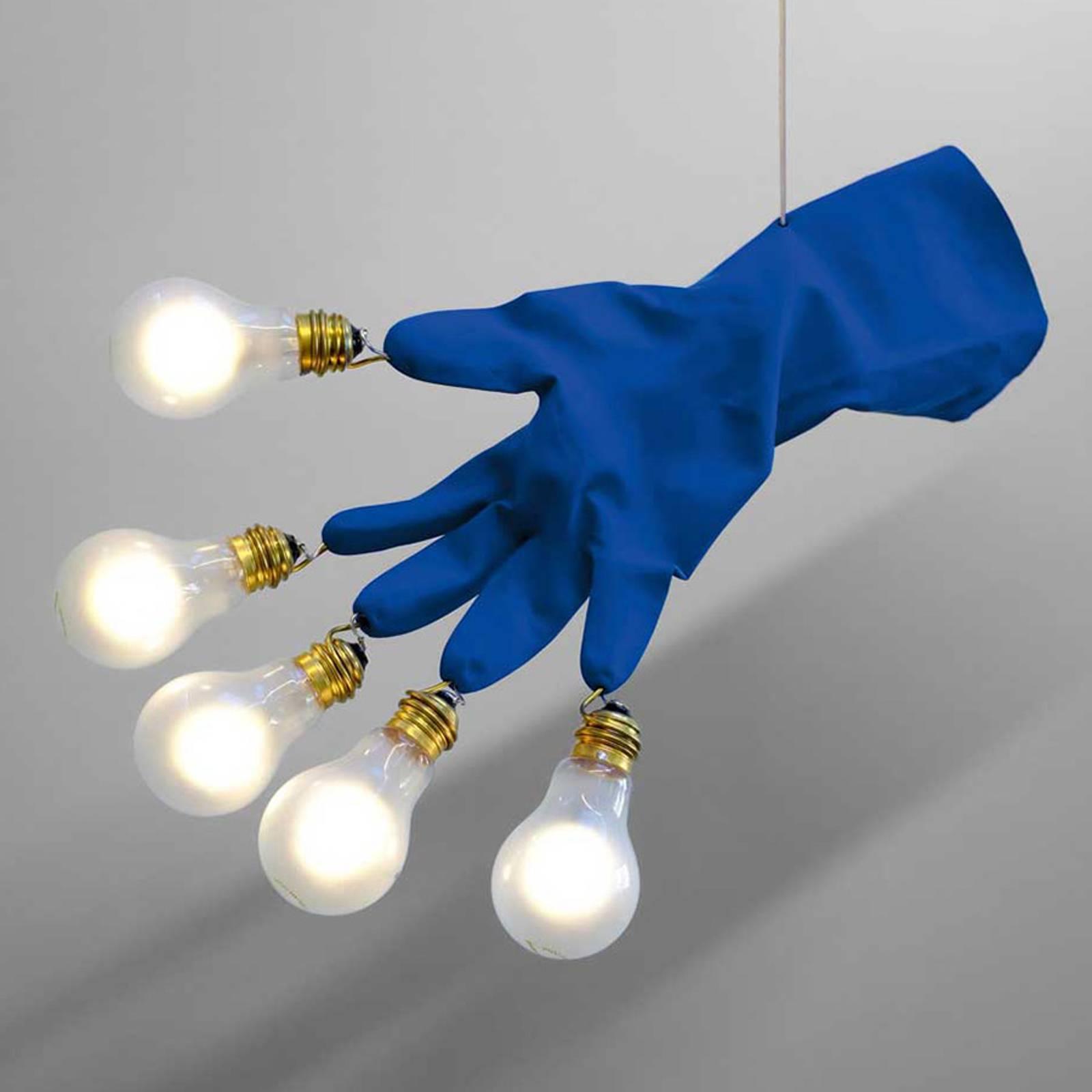 Ingo Maurer Luzy Take Five -LED-riippuvalaisin