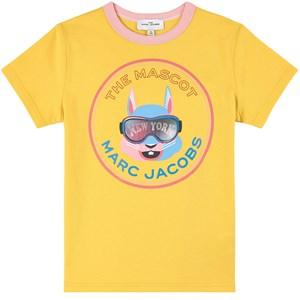 The Marc Jacobs The Mascot T-shirt Gul 2 år