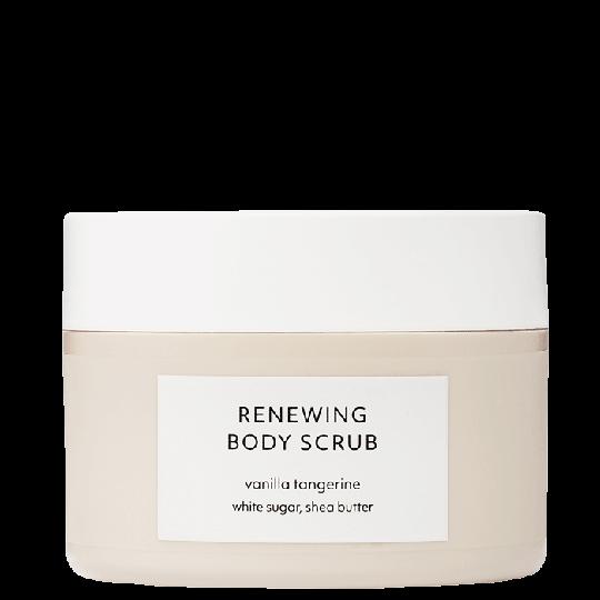 Vanilla Tangerine Renewing Body Scrub, 200 ml