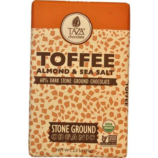 Toffee Almond & sea salt - 72% rabatt