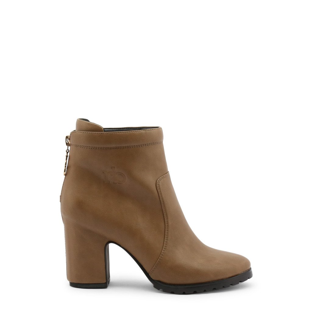 Roccobarocco Women's Ankle Boots Brown 342963 - brown EU 37