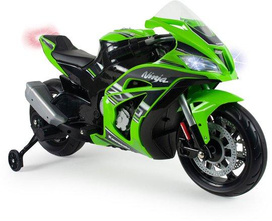 Injusa Elmotorsykkel Moto Kawasaki ZX10 12V