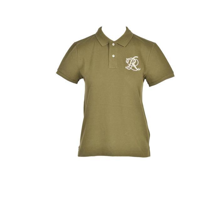 Polo Ralph Lauren Women's Polo Shirt Green 213537 - green XS