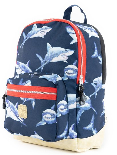 Pick & Pack Ryggsekk Shark, Navy