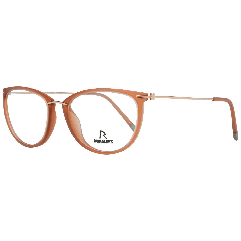 Rodenstock Women's Optical Frames Eyewear Brown R7070-A