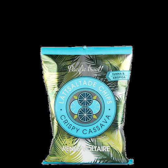 Crispy Cassava Chips, 67 g