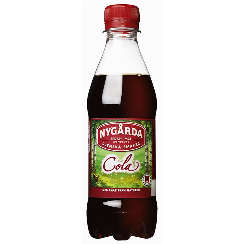 Läsk Cola 33cl - 33% rabatt