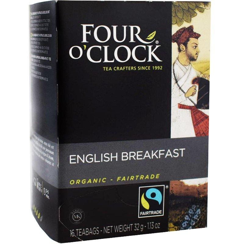 Luomu English Breakfast Tee - 36% alennus