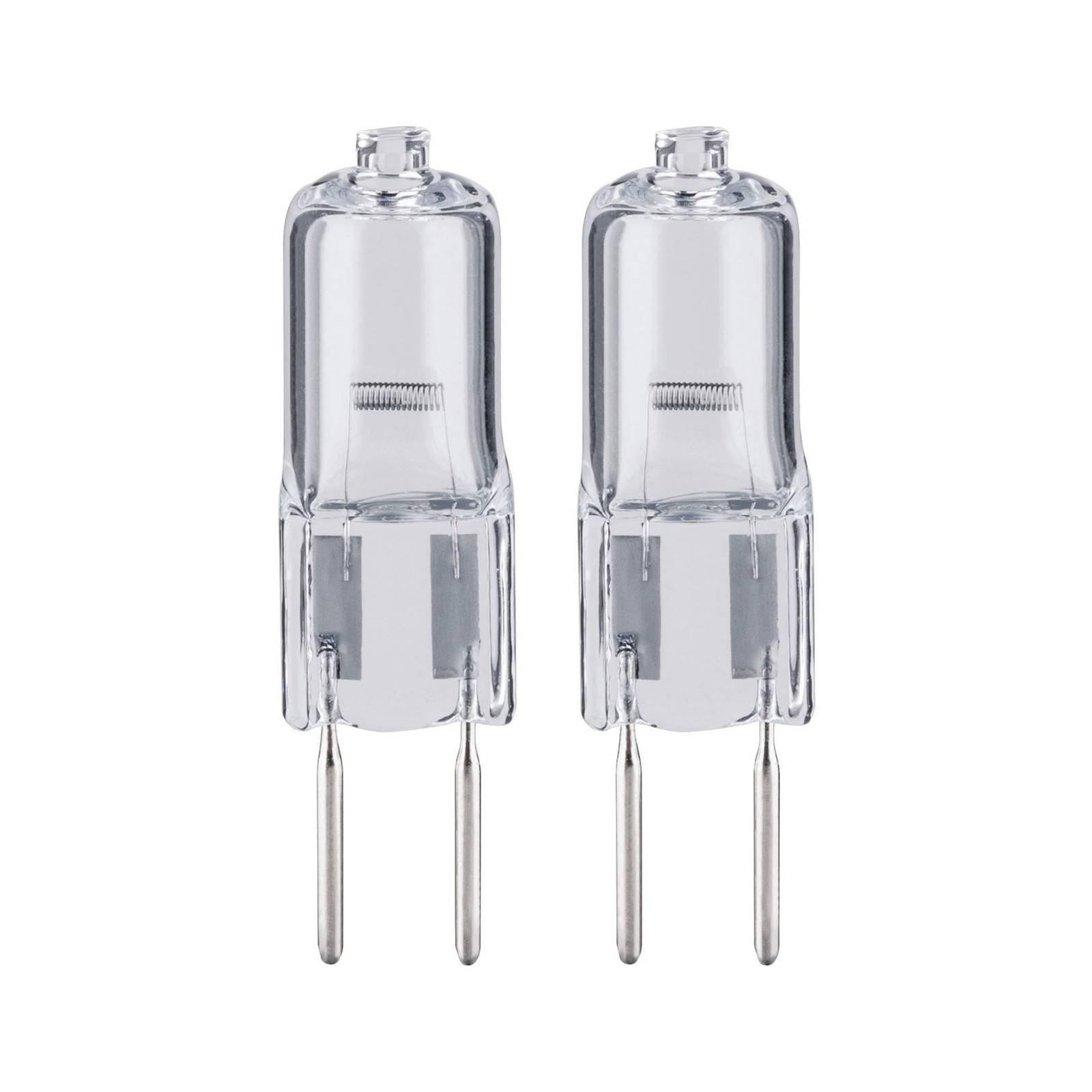 Paulmann-pin-halogeenilamppu GY6,35 50W 2900K 2kpl