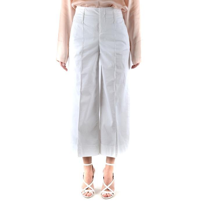 Fay Women's Trouser White 164920 - white 27