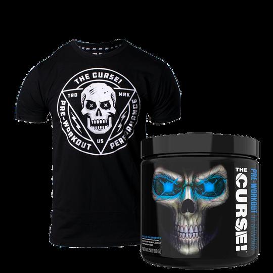 The Curse, 250 g + T-shirt