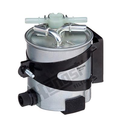 Polttoainesuodatin HENGST FILTER H441WK
