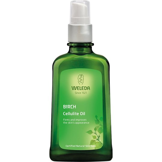 Weleda Birch Cellulite Oil, 100 ml Weleda Seerumit & öljyt