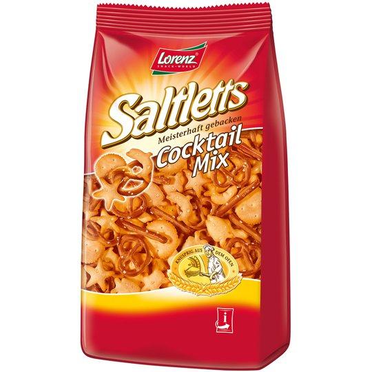 Snacksmix 750g - 32% rabatt