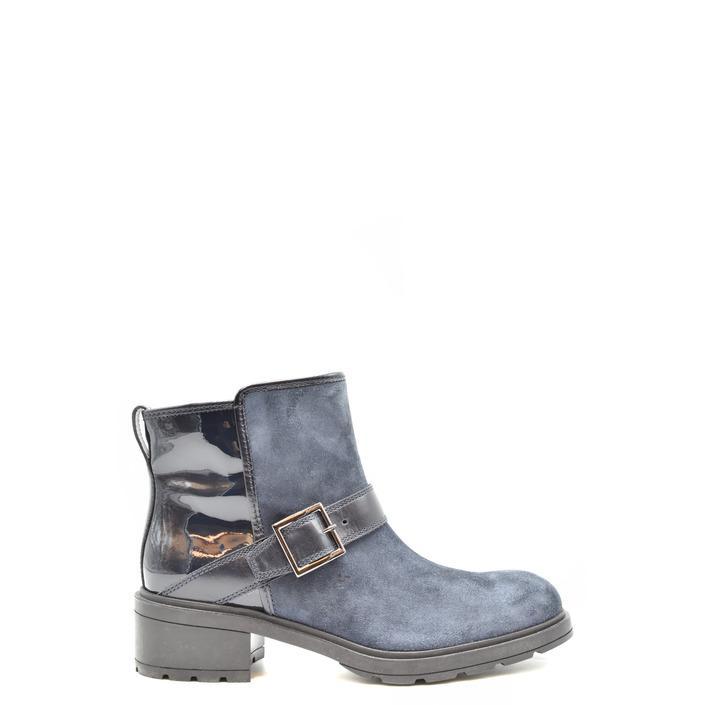 Hogan Women's Boot Blue 185942 - blue 35