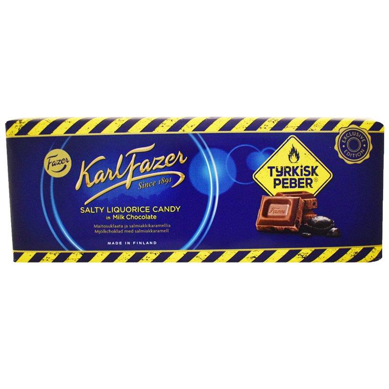 Mjölkchoklad Tyrkisk Peber - 40% rabatt