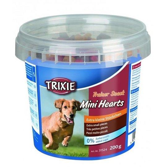 Trainer Snack Mini Hearts Plasthink