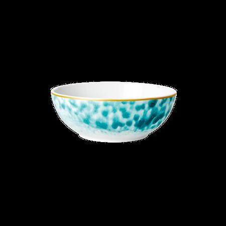 Glaze print Skål 15 cm Porselen