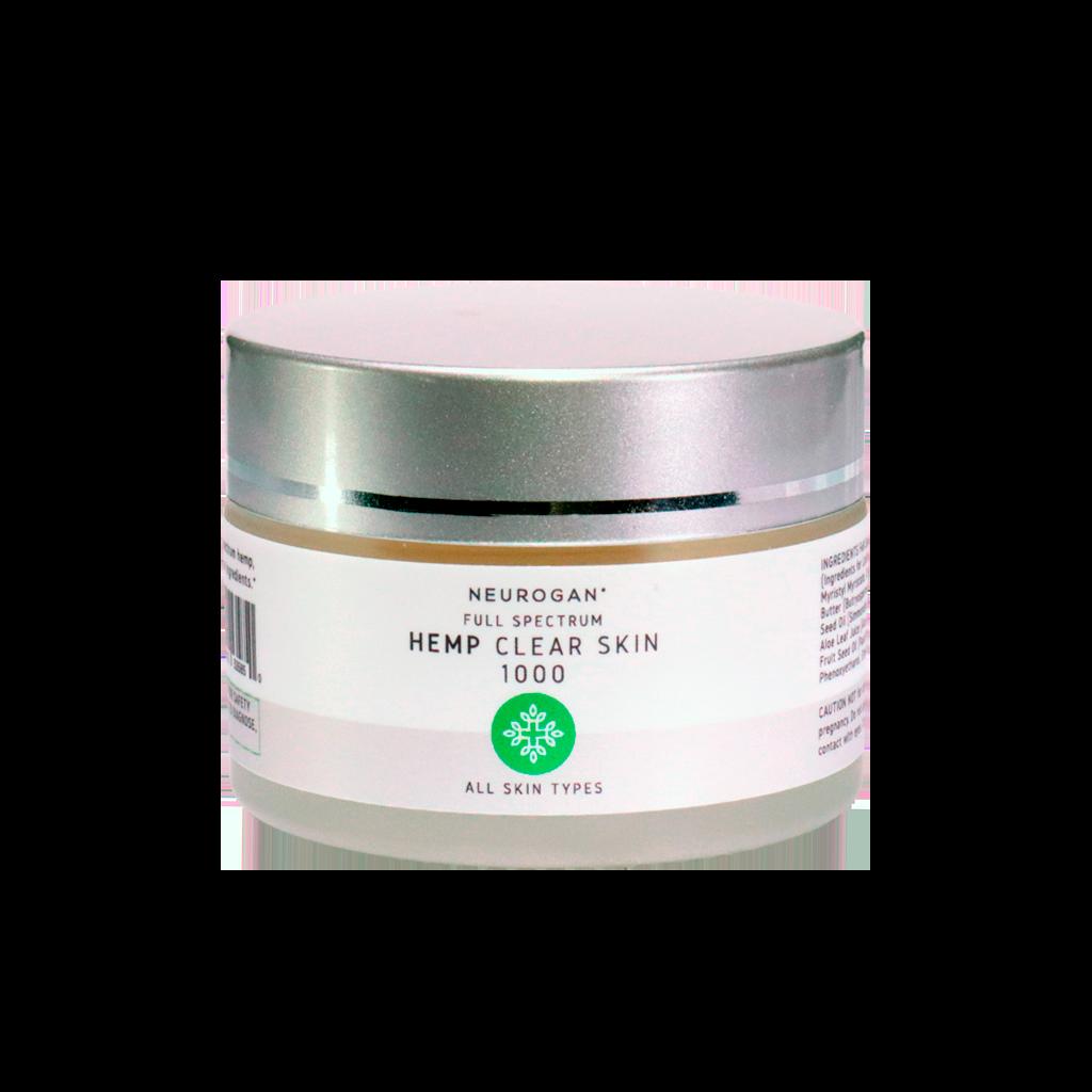 Neurogan - CBD 24 Hours Face Cream Anti-Blemish Active Cream 1000 mg 30 ml