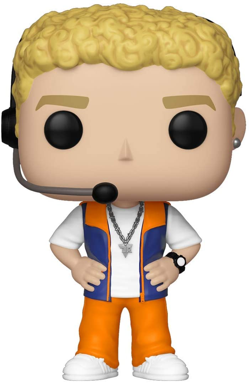 Funko! POP - VINYL - NSYNC - Justin Timberlake