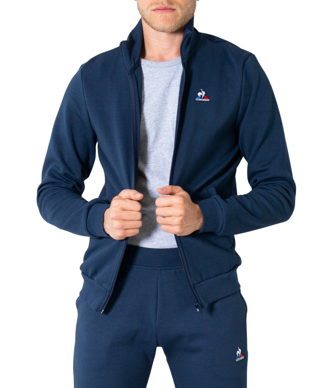 Le Coq Sportif Men's Sweatshirt Various Colours 305026 - blue S