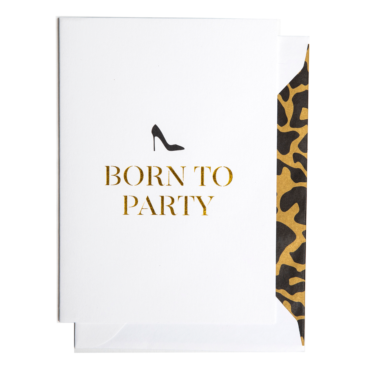 Cardsome   Cards - Born to Party