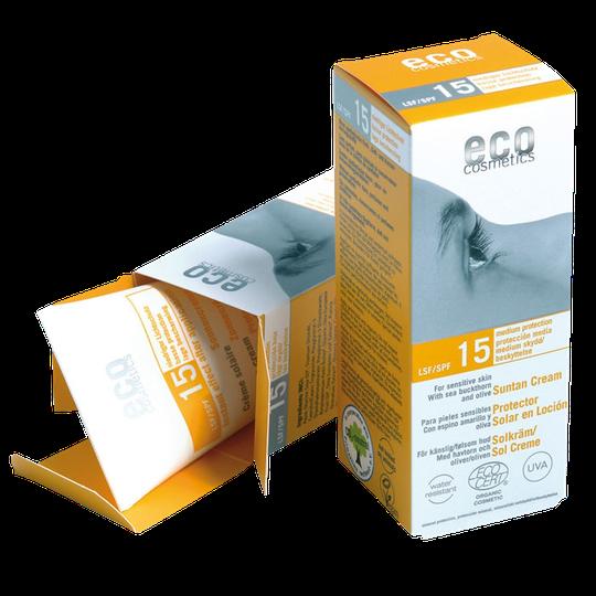 Solkräm SPF 15, 75 ml
