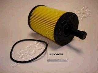 Öljynsuodatin JAPANPARTS FO-ECO023